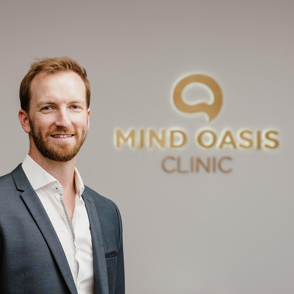 Ian Wahlert Mind Oasis Clinic