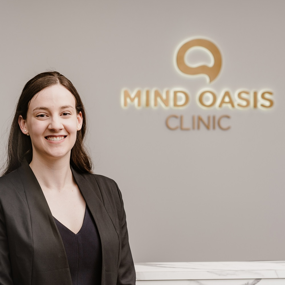 Olivia Brown Mind Oasis Clinic